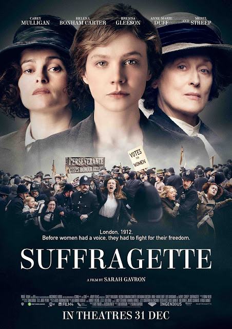 Suffragette (2015) หัวใจเธอสยบโลก sub-thai