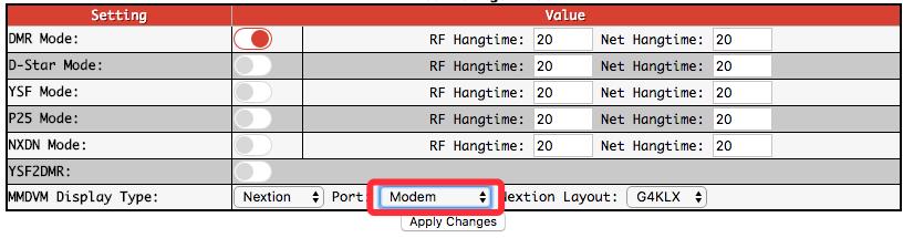 BI7JTA BLOG for MMDVM: Nextion LCD for Duplex hotSPOT, RPi hotSPOT