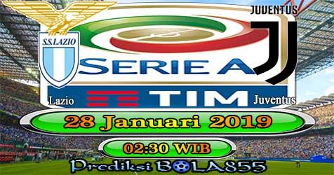 Prediksi Bola855 Lazio vs Juventus 28 Januari 2019