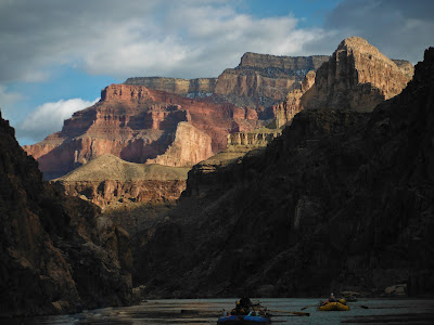 another adventure of a life time, colorado river, grand canyon, chris baer