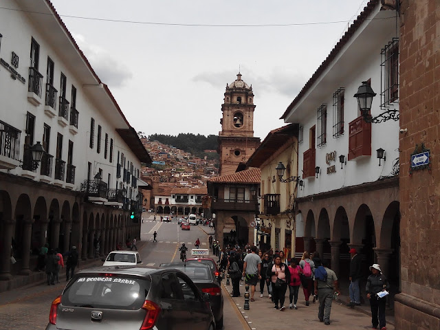 Calle Mantas, Cuzco