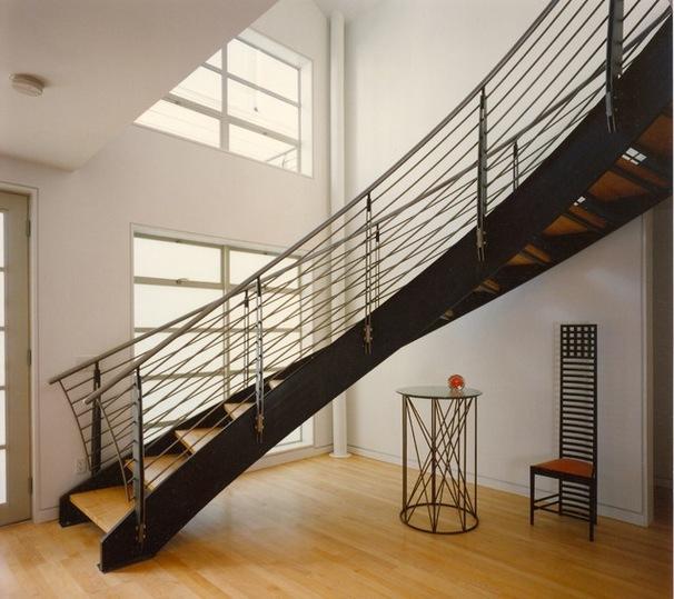 59 Tangga Rumah Minimalis Terbaik Pilihan Tepat