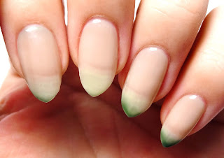 Translucent Nails