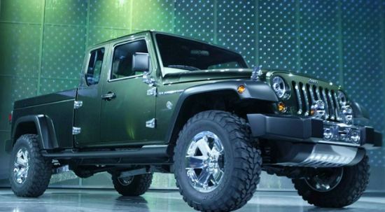 Jeep Gladiator 2020 Exterior