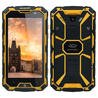 Darpy Info Conquest S8 Pro Smartphone Android Outdoor Terbaik 2016