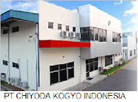 Lowongan Kerja PT. Chiyoda Kogyo Indonesia
