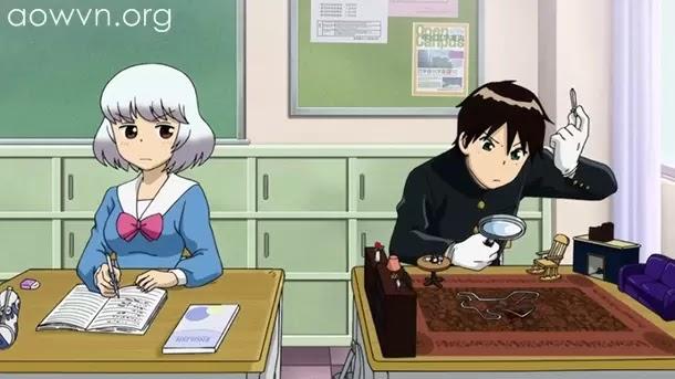 tonari aowvn2 - [ Anime 3gp Mp4 ] Tonari no Seki-kun + OVA | Vietsub - Thánh Quậy Max Hài
