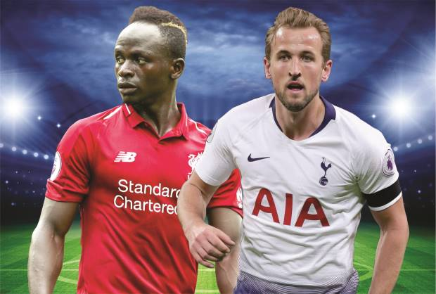 Liverpool vs Tottenham | Sunday 31 March | Anfield | 17:30