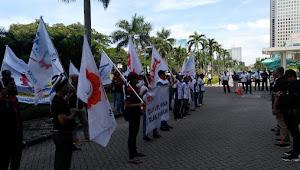 Dua Hari Demo, Ini 12 Tuntutan Pekerja Mybank Indonesia