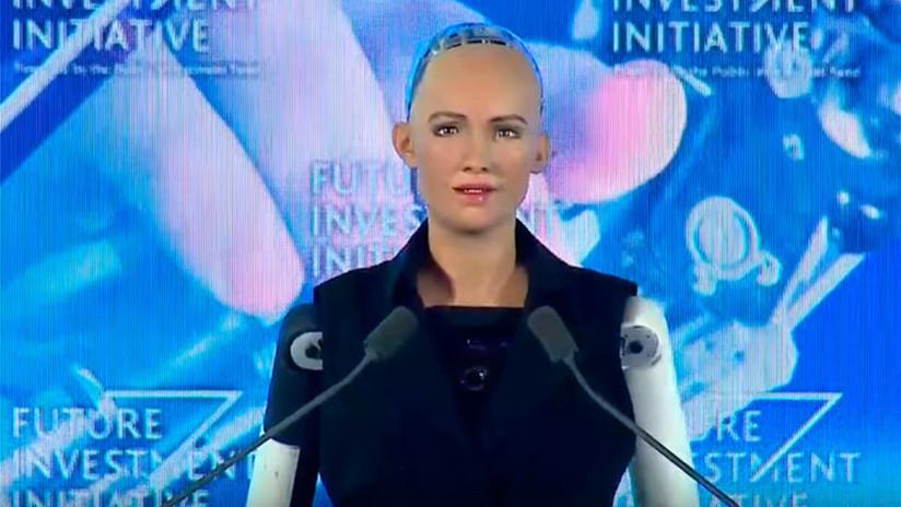 Σαουδική Αραβία: Χορήγησε υπηκοότητα σε ρομπότ! Δείτε το να μιλά σε εκδήλωση