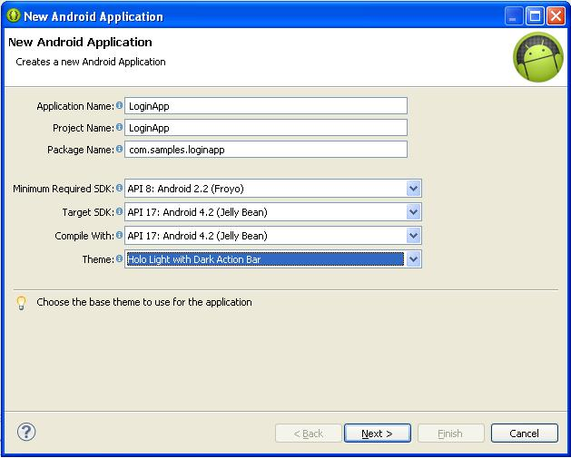 Android for Beginners: A Simple Login Application