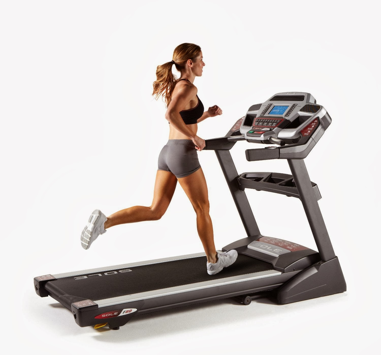 Sole Fitness F80 Treadmill versus Sole Fitness F63 Treadmill, compare & review features, buy at low prices