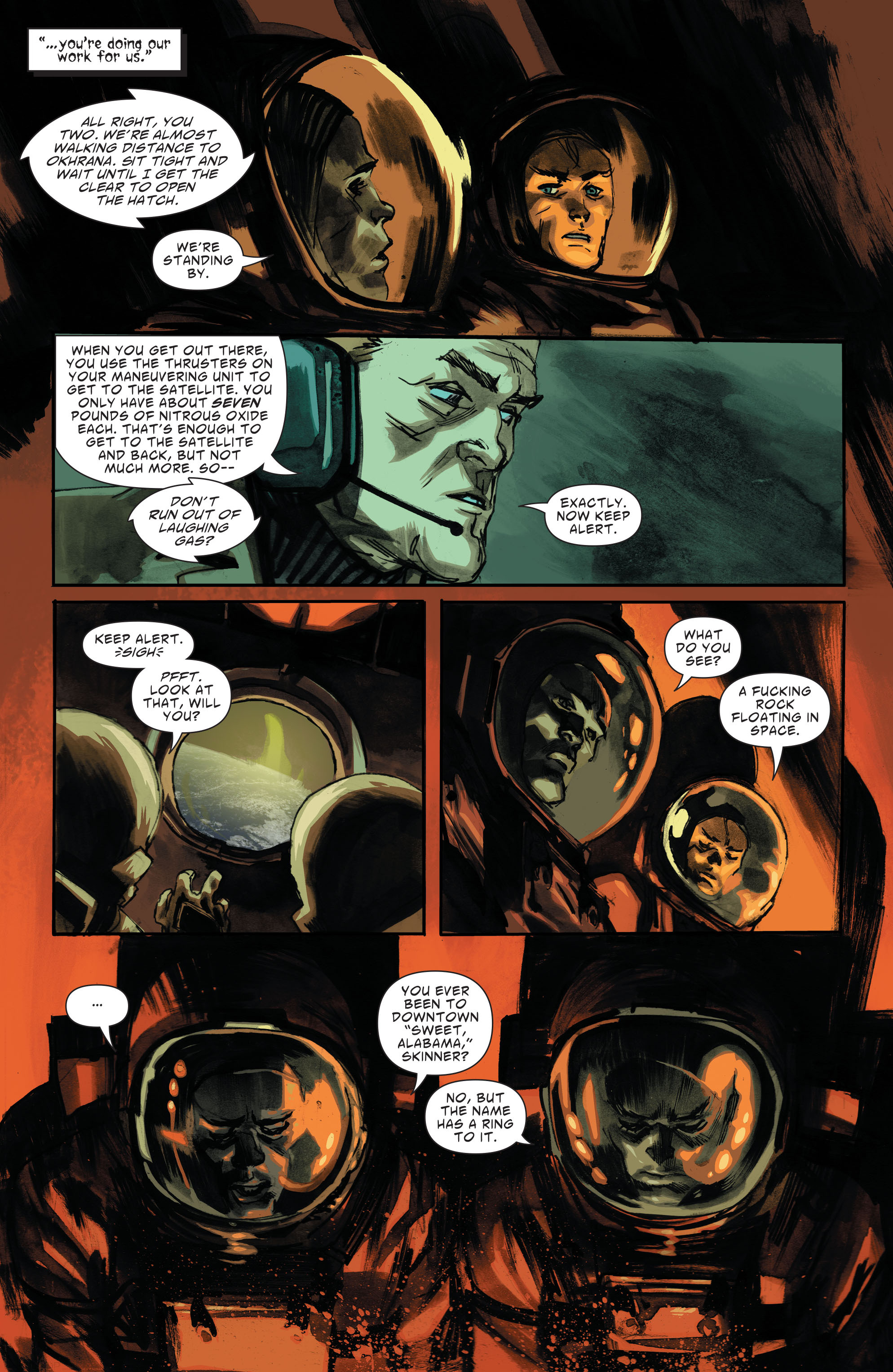 Read online American Vampire: Second Cycle comic -  Issue #9 - 12