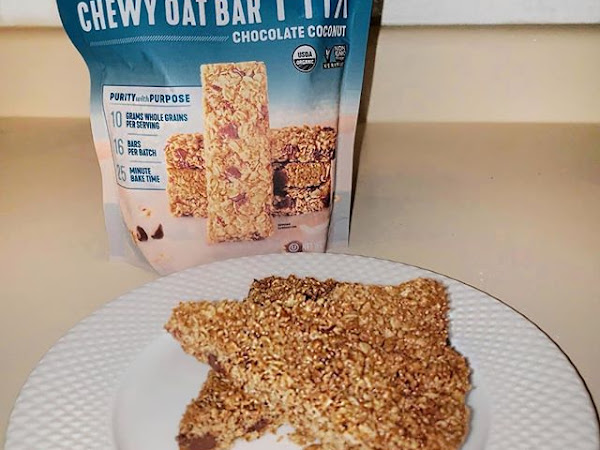 Foodstirs Organic Chew Oat Bar Mix