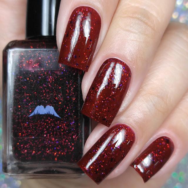 Smokey Mountain Lacquers - Rose