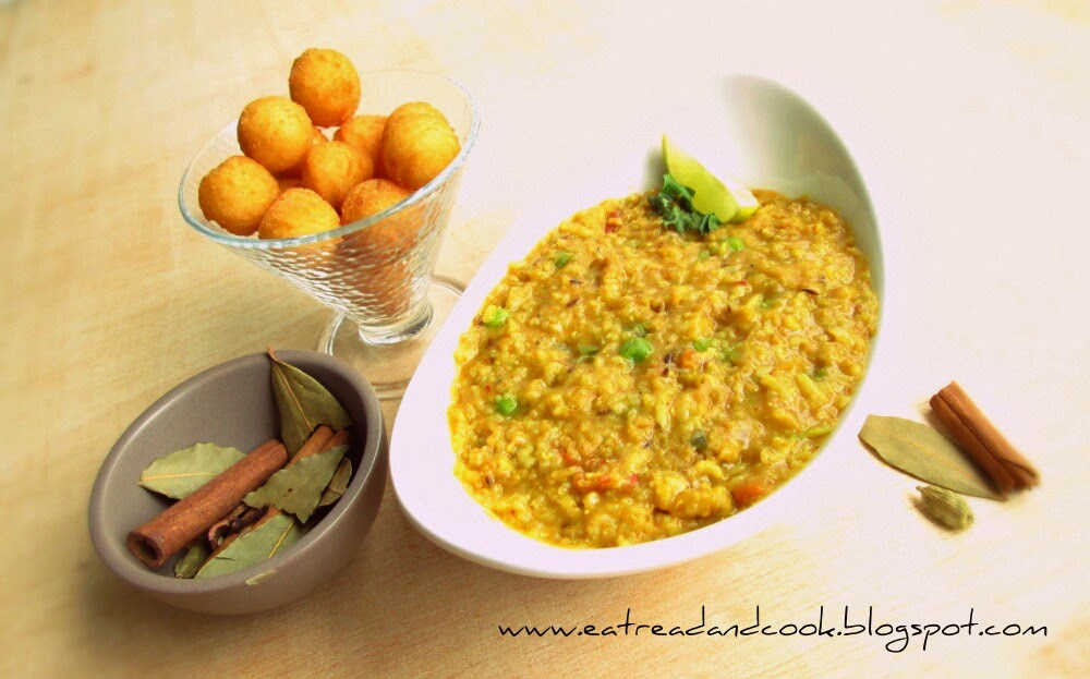 simple bengali style khichdi recipe