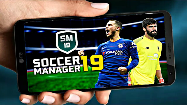Download Soccer Manager 2019 Android 60 MB Best Graphics