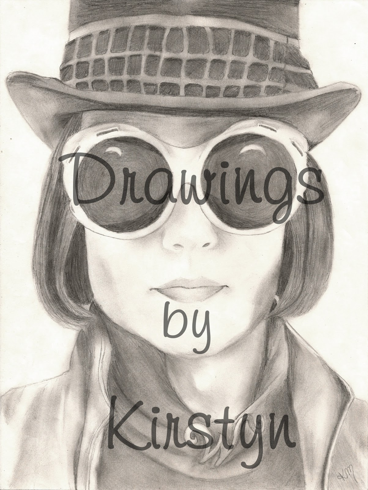 Drawings By Kirstyn Willy Wonka