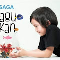 Lirik Lagu Ikan - Saga Omar Nagata