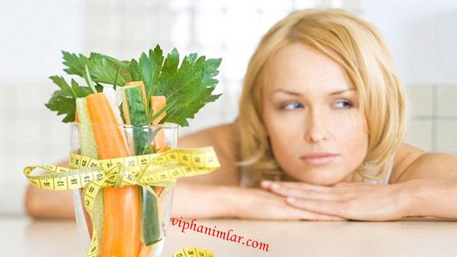 Kilo Vermek İçin Yapmanız Gereken 5 Şey - www.viphanimlar.com