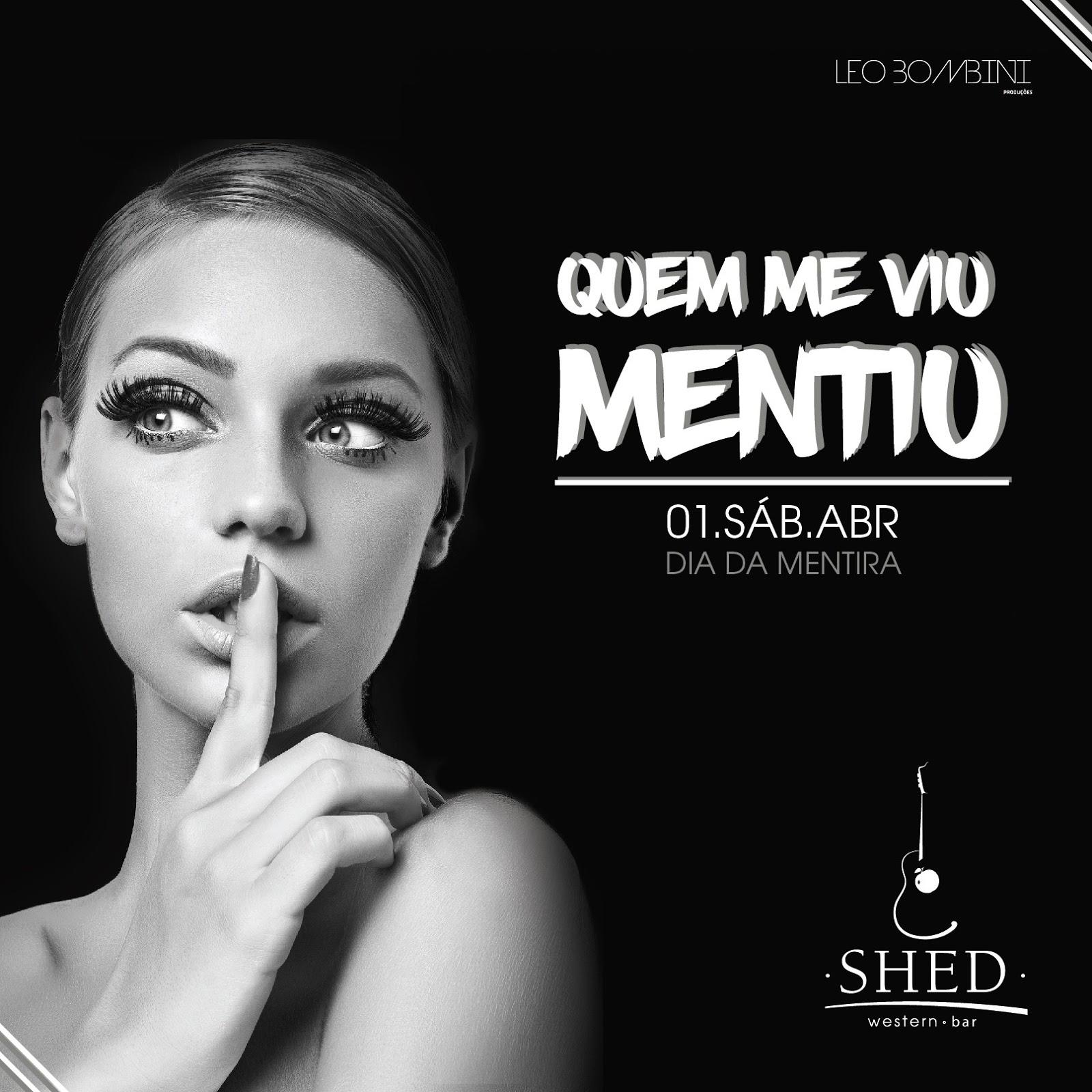 e11179ffa2066 QUEM ME VIU MENTIU TRAZ DJ CHRIS LEÃO AO SHED