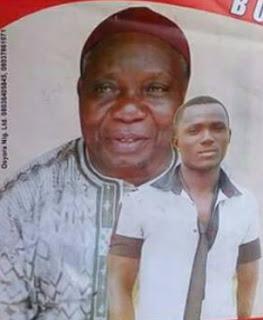 nigerian father die a week apart