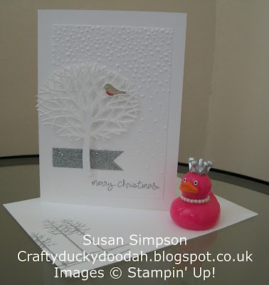Stampin' Up! UK Independent Demonstrator Susan Simpson, Craftyduckydoodah!, Review of 2016 Part III, Thoughtful Branches, Supplies available 24/7,