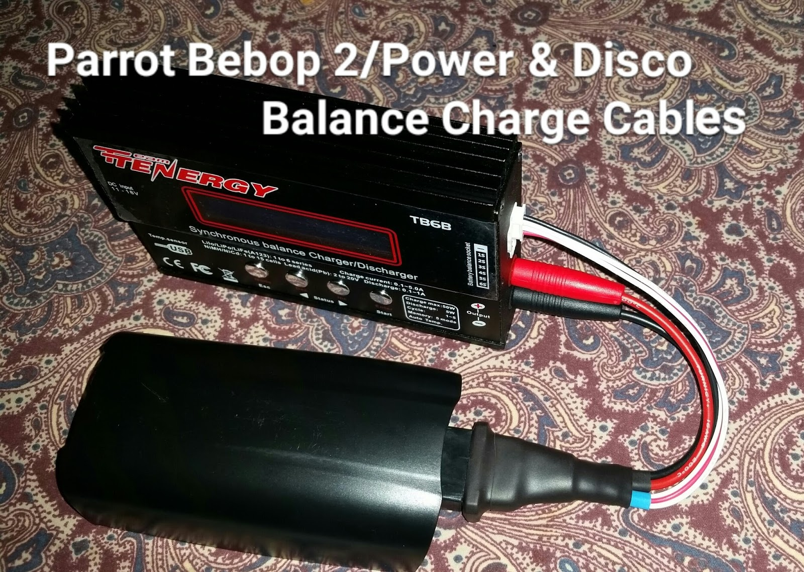 The High Pro Glow: For Sale - Parrot Bebop, Disco