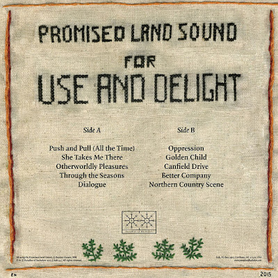 Disco PROMISED LAND SOUND - Use and delight 3