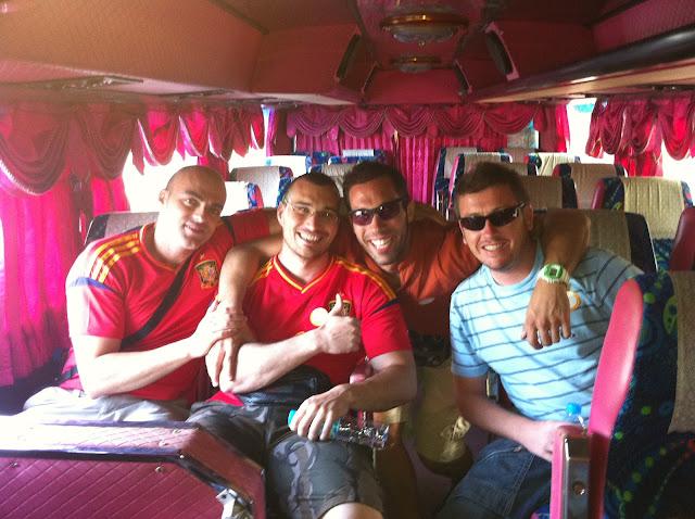 Vamos a la isla de Koh Phangan