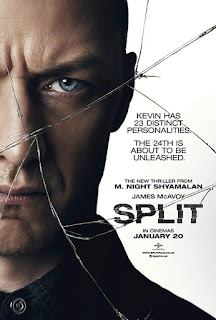 Split (2016) Hindi Dual Audio BluRay | 720p | 480p