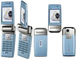 Hape Antik Vodafone 904SH (Ponsel Pengenal Wajah)