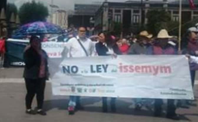 Issemym, trabajadores, asalariados