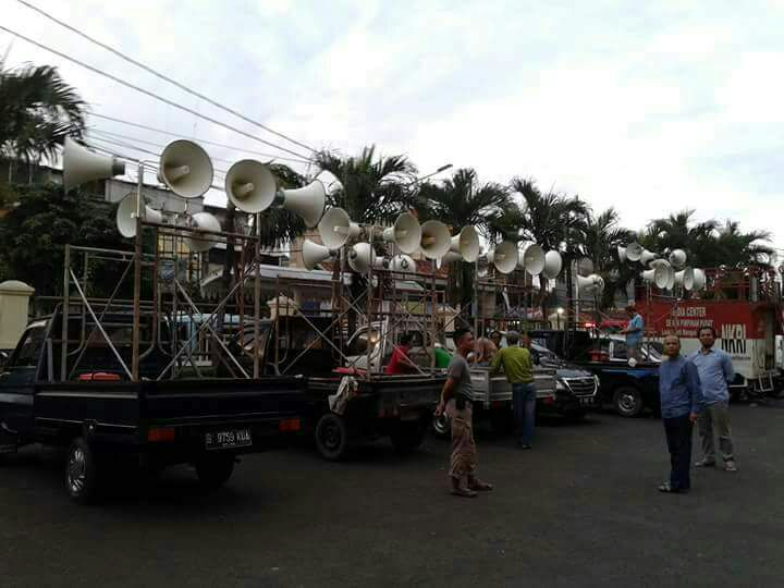 Panitia GNPF-MUI Meluruskan Berita Sound System Ayah Vidi Aldiano di Balik Suksesnya Aksi 212