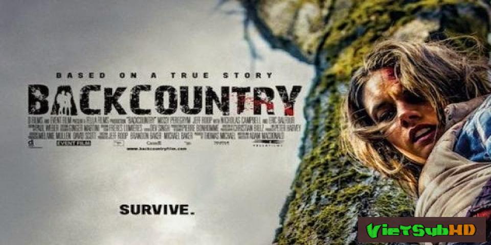 Phim Lạc Vào Rừng Sâu VietSub HD | Backcountry 2014
