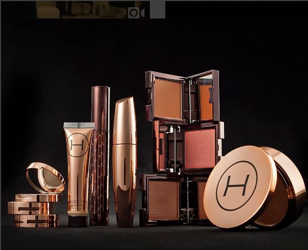 Hot Makeup, maquiagem profissional no Brasil, linha Rose Gold