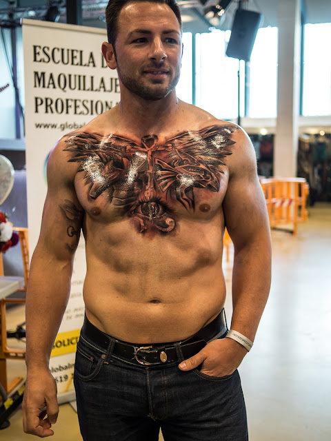 Tattoo Convention Zaragoza 2017 - People