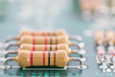 Basic Electronic Components   Resistor