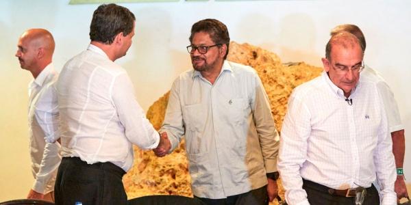 Declaración de Cuba y Noruega, apoyan zonas de pre-agrupamiento de @FARC_EPueblo