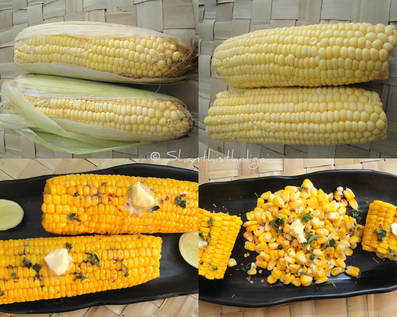 How to make corn on cob?