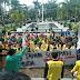 Ratusan Mahasiswa Demo di DRPD Sumbar   Minta Pemerintah Evaluasi kerja