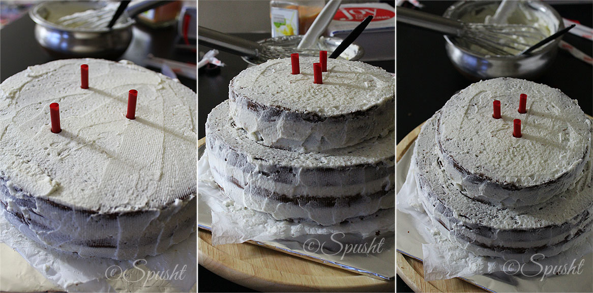 Two Layer Cake Mix