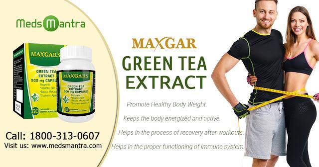 Maxgar Green Coffee Beans Extract
