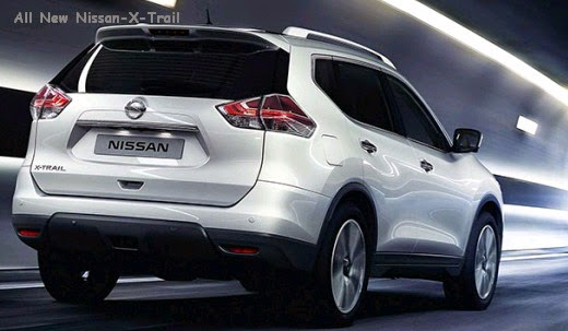 nissan x trail Indonesia