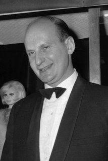 Gerry Anderson. Director of Thunderbirds