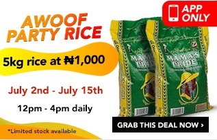 Win Jumia Rice
