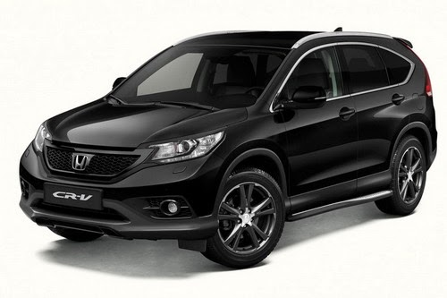 All-new CR-V Black Edition