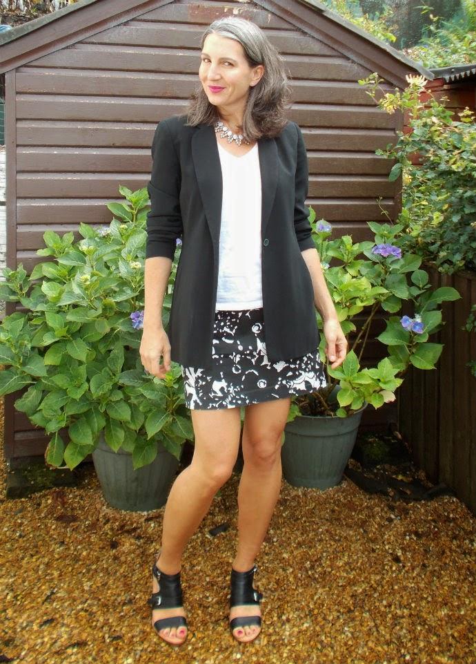 Long Hair Short Skirt 110