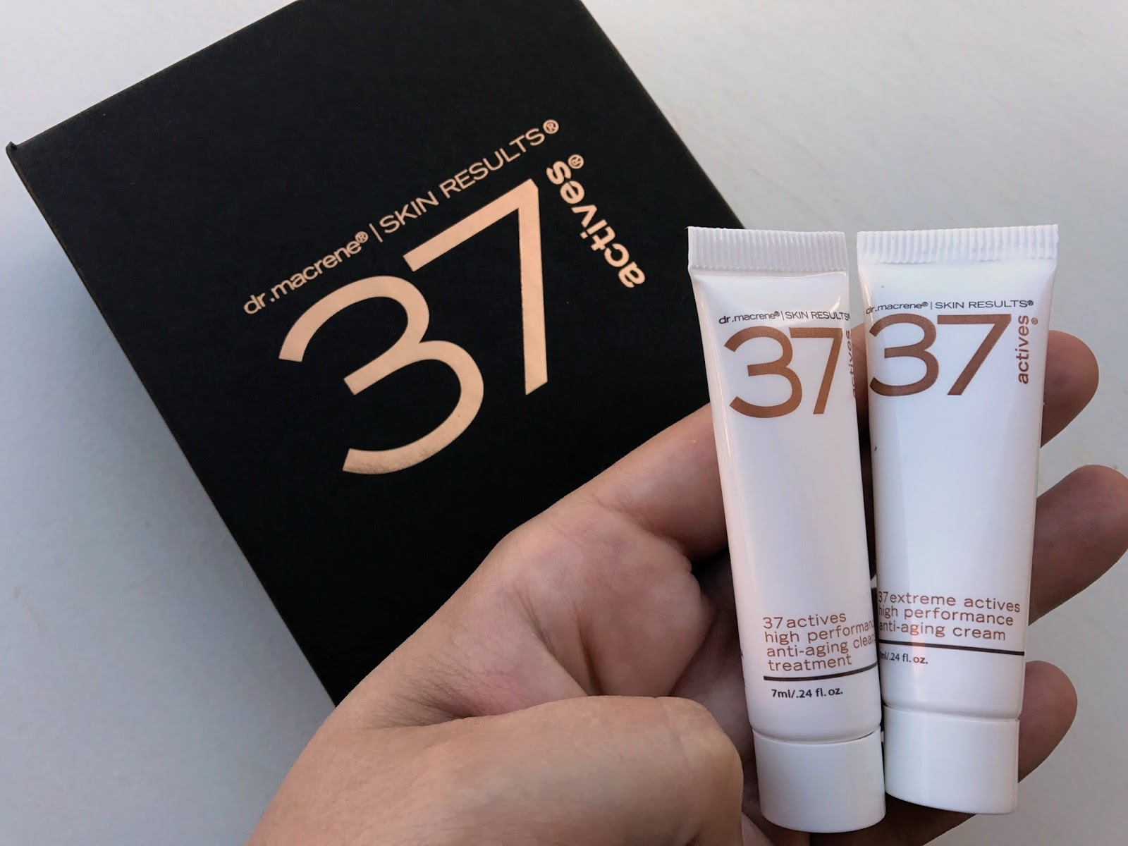 37 Activities Cleanser and Cream