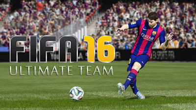 تحميل لعبة FIFA 16 : Ultimate Team  للأندرويد
